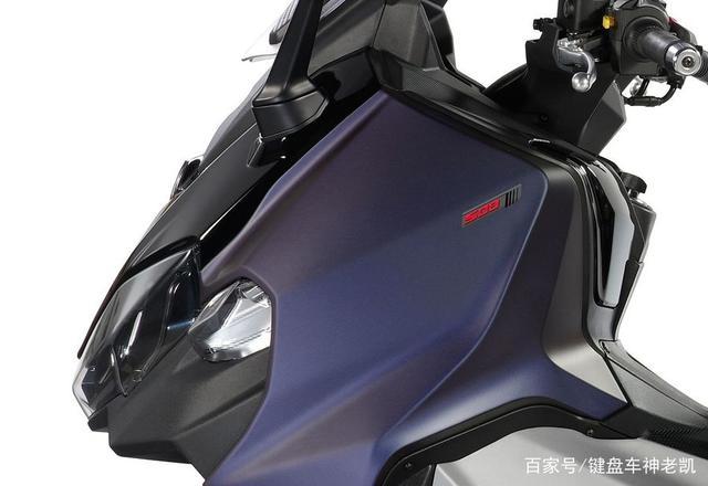 三阳2021年旗舰车型,排量配置升级后的TL508,能否加量不加价-第3张图片-春风行摩托车之家