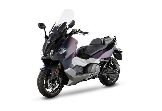 三阳2021年旗舰车型,排量配置升级后的TL508,能否加量不加价-第5张图片-春风行摩托车之家