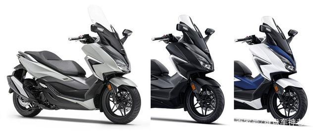FORZA 350台湾上市,折合rmb约6.18w,内地售价预计和CB500F相仿-第2张图片-春风行摩托车之家