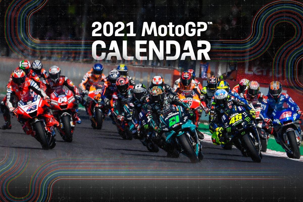 2021 MotoGP世界摩托车锦标赛 暂定赛程及参赛车手公布-第1张图片-春风行摩托车之家