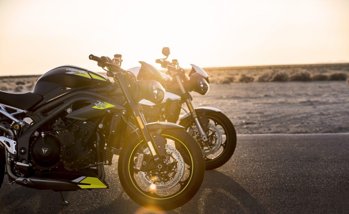 TRIUMPH Daytona Moto2 765正式引进!售价160万年底前挂牌,Street Triple R新年式53.8万同步导入!-第14张图片-春风行摩托车之家