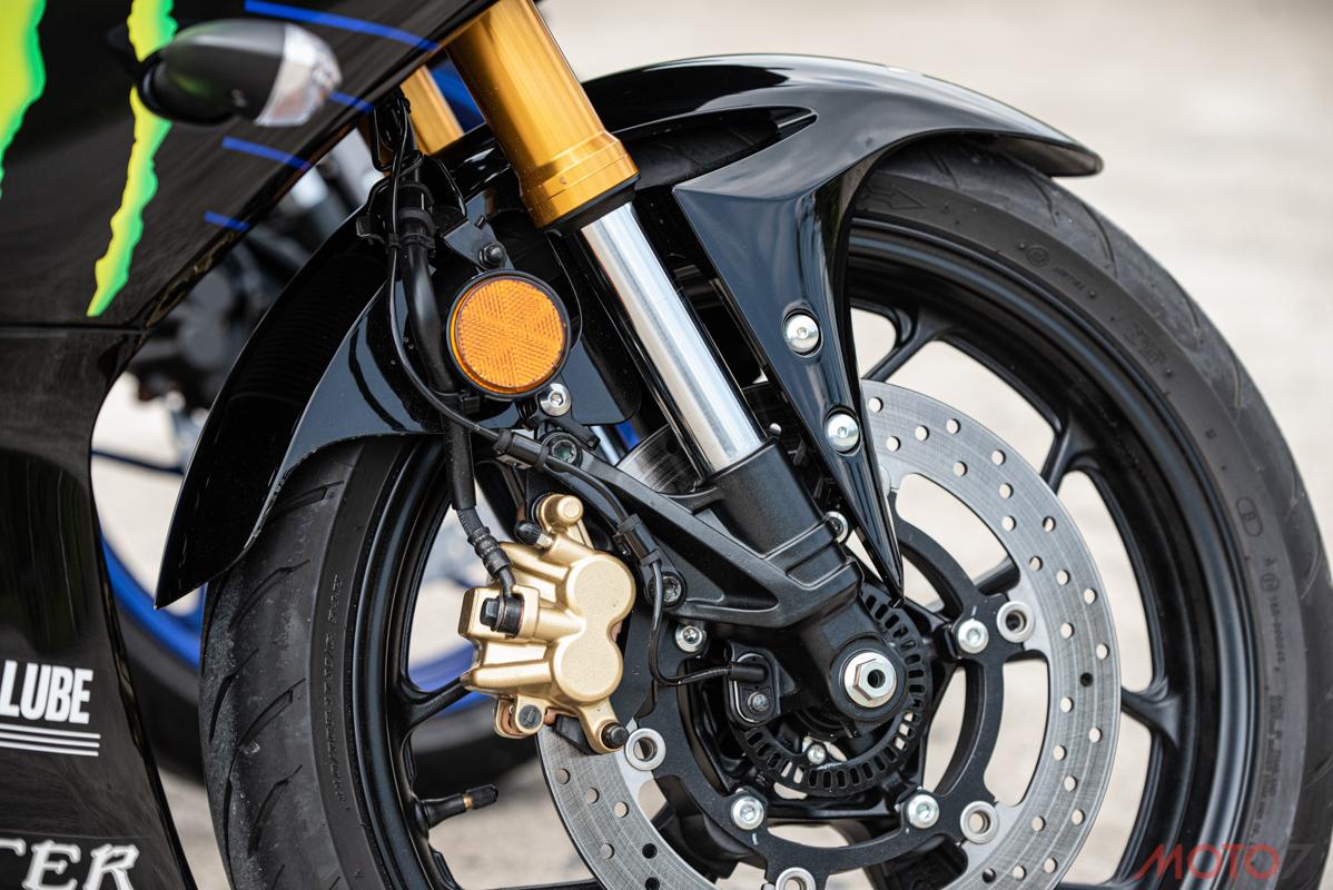 2020 雅马哈YAMAHA YZF-R3车主公认的三大优点&两大缺点-第5张图片-春风行摩托车之家