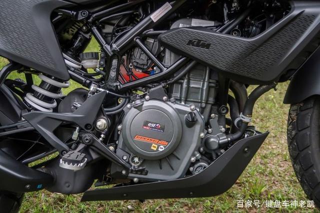 迟迟没来国内的KTM 390 ADV,又在新的海外市场上市,售价约4.96w-第4张图片-春风行摩托车之家