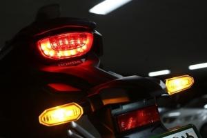 【试驾报告】中阶四缸街车首选!本田HONDA「CB650R」-第12张图片-春风行摩托车之家