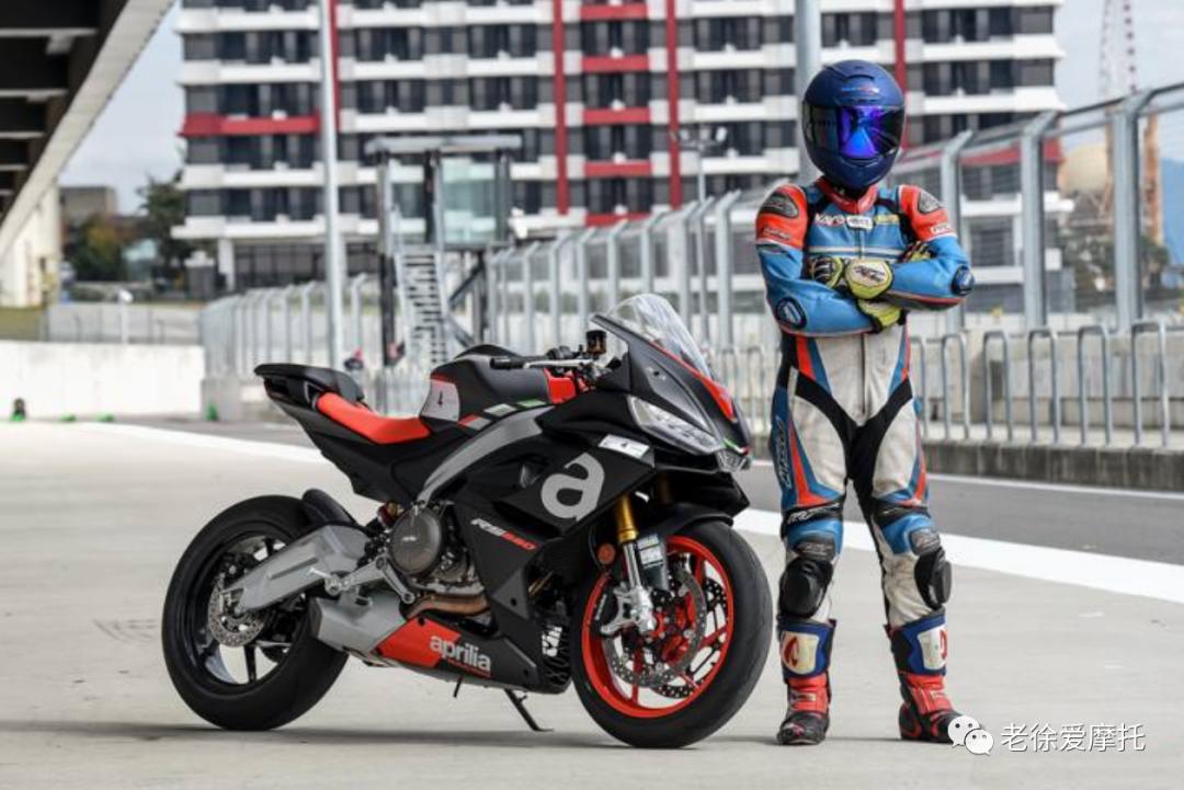 2021 阿普利亚APRILIA RS660 | 赛道体验!-第19张图片-春风行摩托车之家