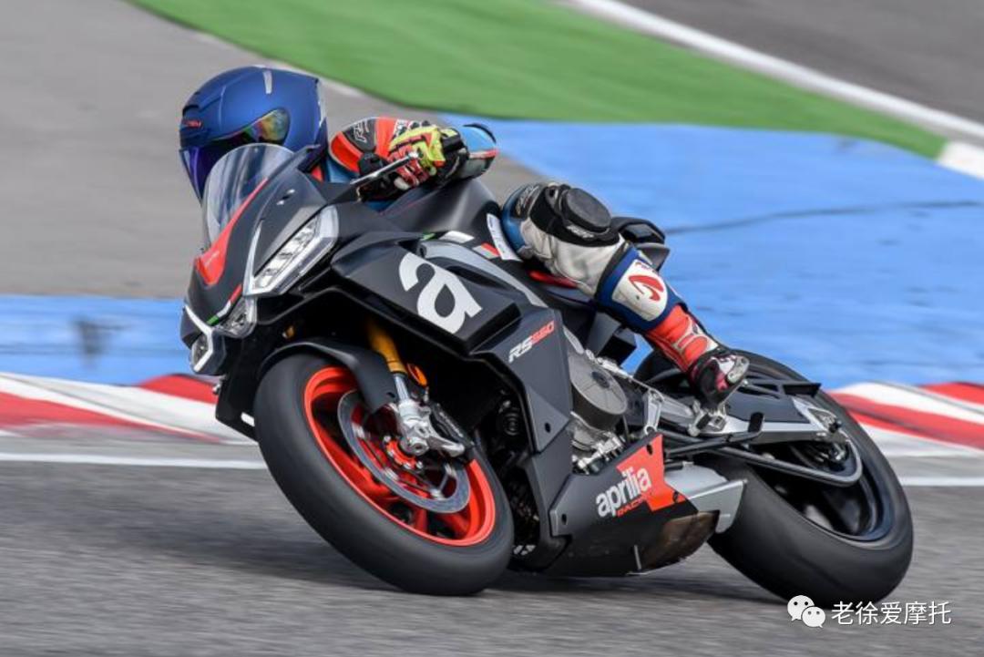 2021 阿普利亚APRILIA RS660 | 赛道体验!-第18张图片-春风行摩托车之家