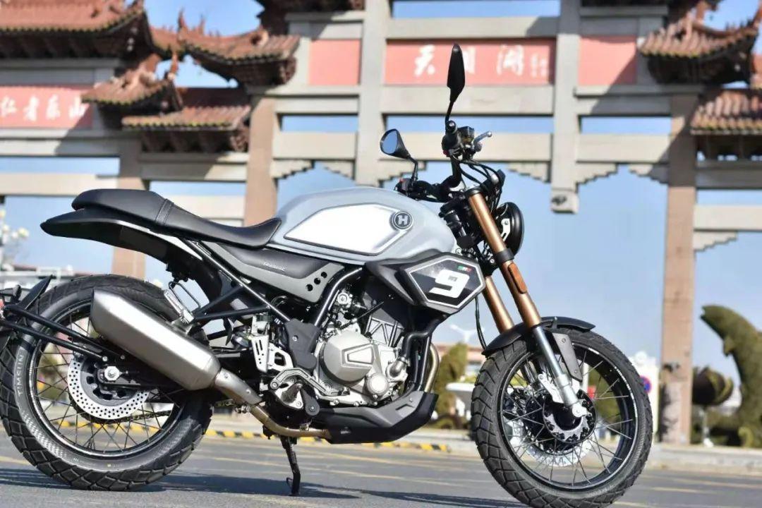 最惨试驾车——汉威250SC-第2张图片-春风行摩托车之家