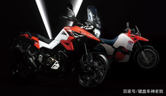 铃木发布2021款V-Strom 1050XT,新增两款配色,售价维持不变-第4张图片-春风行摩托车之家