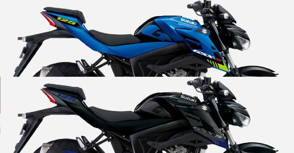 铃木 SUZUKI 2021年式「GSX-S125」新色推出-第1张图片-春风行摩托车之家