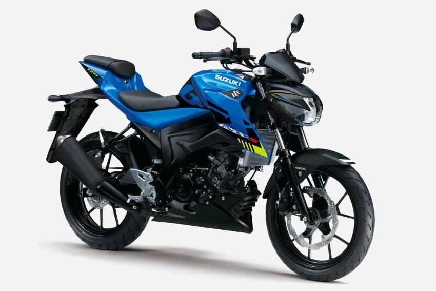 铃木 SUZUKI 2021年式「GSX-S125」新色推出-第2张图片-春风行摩托车之家