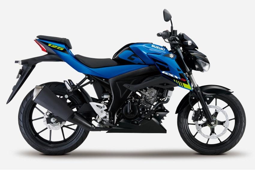 铃木 SUZUKI 2021年式「GSX-S125」新色推出-第3张图片-春风行摩托车之家
