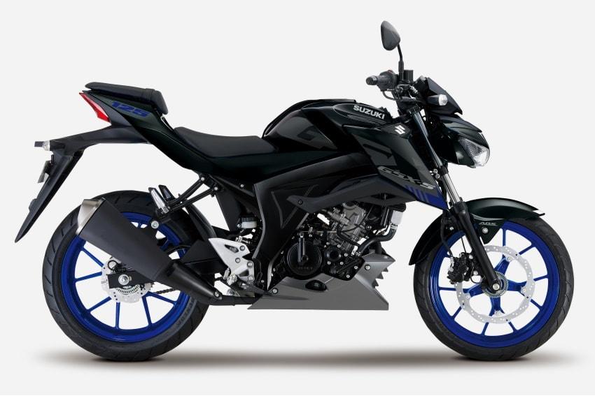 铃木 SUZUKI 2021年式「GSX-S125」新色推出-第5张图片-春风行摩托车之家