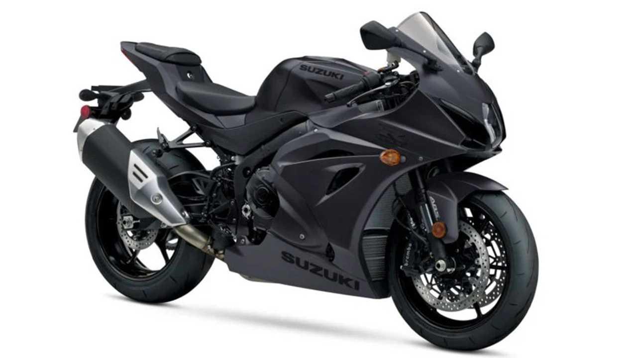 GSX-R600持续贩售!铃木 SUZUKI 2021年式美规车款发表-第6张图片-春风行摩托车之家