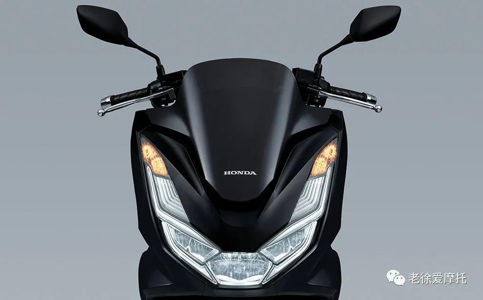 2021本田HONDA PCX160发布-第3张图片-春风行摩托车之家