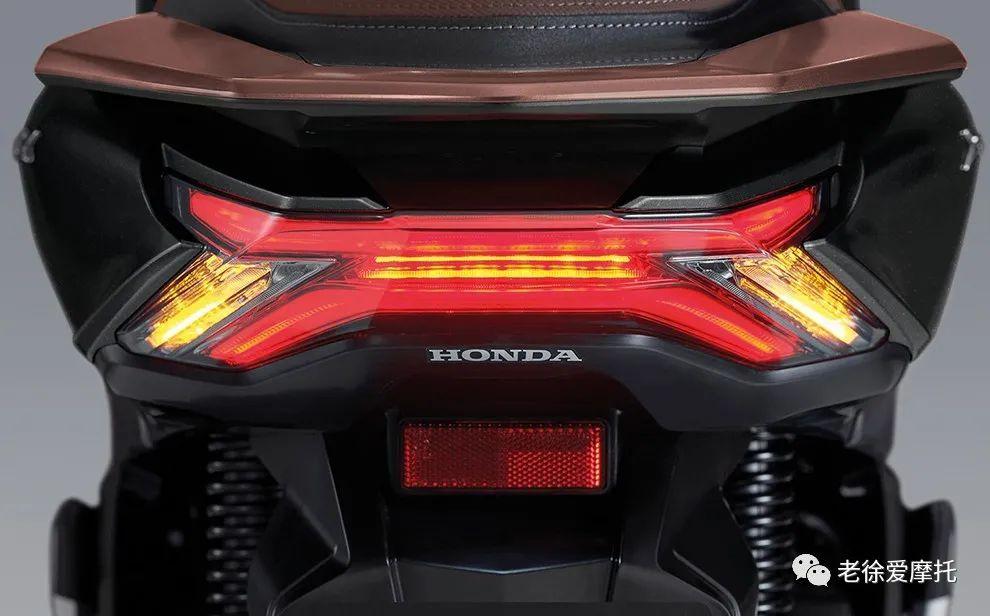 2021本田HONDA PCX160发布-第4张图片-春风行摩托车之家