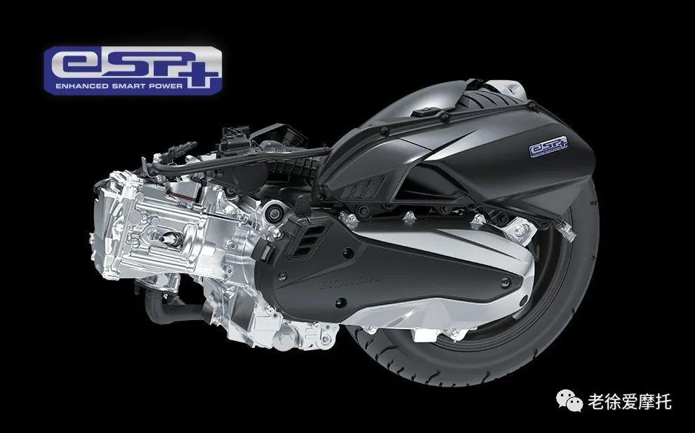 2021本田HONDA PCX160发布-第7张图片-春风行摩托车之家