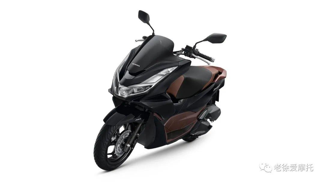2021本田HONDA PCX160发布-第14张图片-春风行摩托车之家