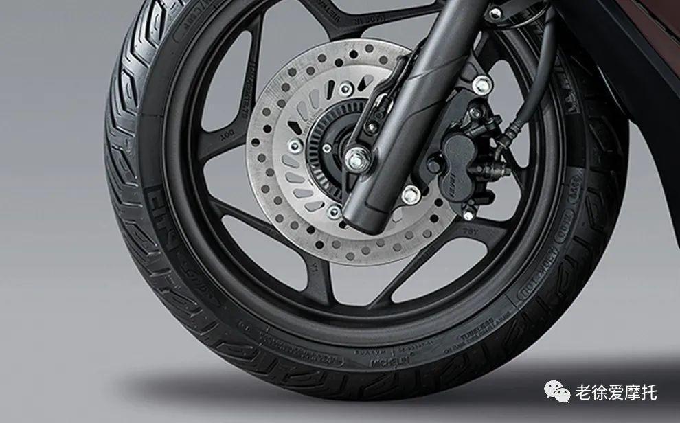 2021本田HONDA PCX160发布-第12张图片-春风行摩托车之家