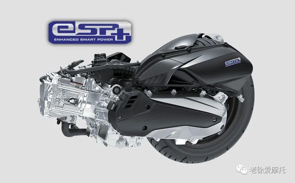 2021本田HONDA PCX160发布-第19张图片-春风行摩托车之家