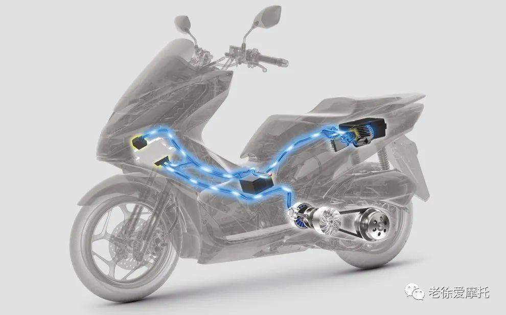 2021本田HONDA PCX160发布-第18张图片-春风行摩托车之家