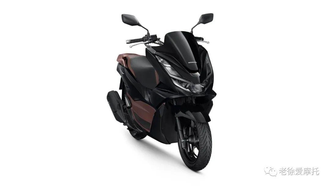 2021本田HONDA PCX160发布-第15张图片-春风行摩托车之家