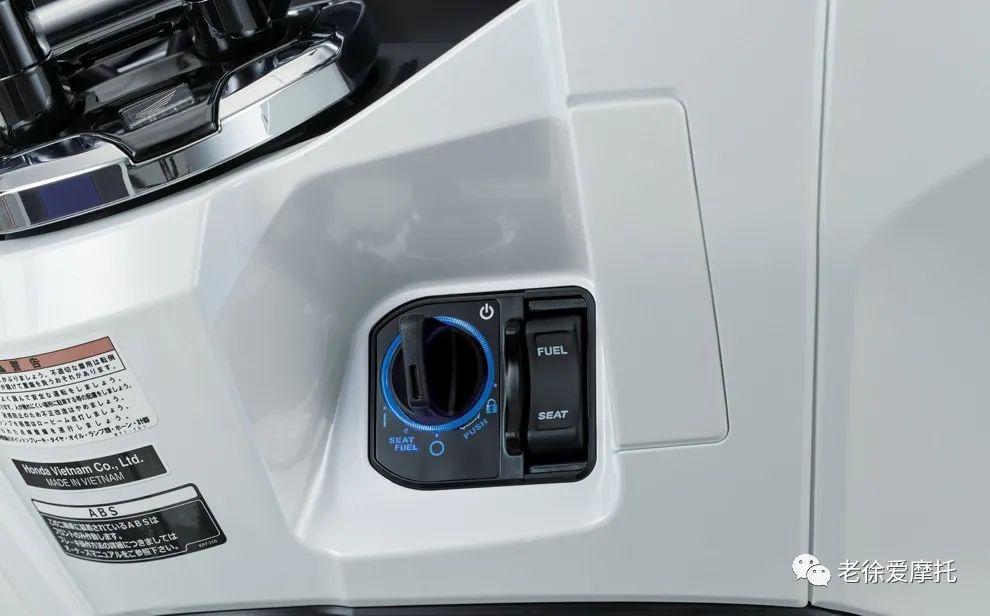 2021本田HONDA PCX160发布-第23张图片-春风行摩托车之家