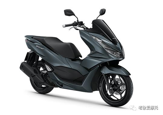2021本田HONDA PCX160发布-第27张图片-春风行摩托车之家
