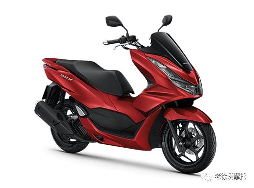 2021本田HONDA PCX160发布-第28张图片-春风行摩托车之家