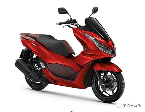 2021本田HONDA PCX160发布-第31张图片-春风行摩托车之家