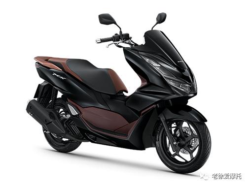 2021本田HONDA PCX160发布-第32张图片-春风行摩托车之家