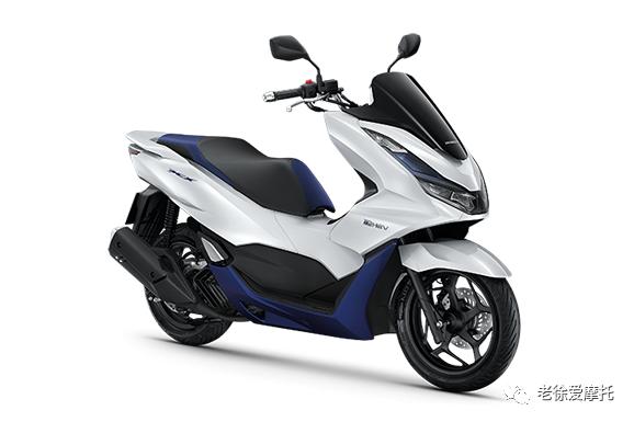 2021本田HONDA PCX160发布-第33张图片-春风行摩托车之家