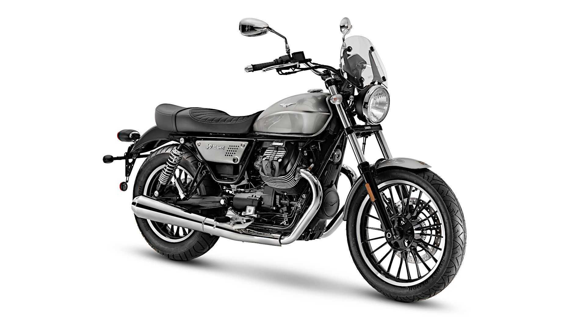 摩托古兹 Moto Guzzi「V9 Bobber/Roamer」改款亮相!-第7张图片-春风行摩托车之家