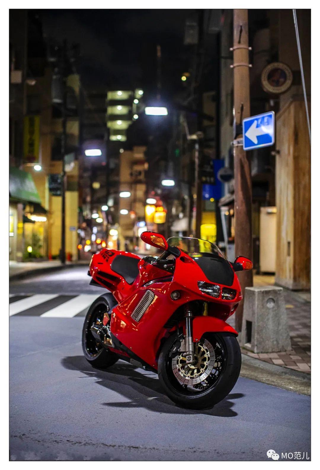 第一个把排气筒放在后座下的四冲摩托车是谁?-第26张图片-春风行摩托车之家