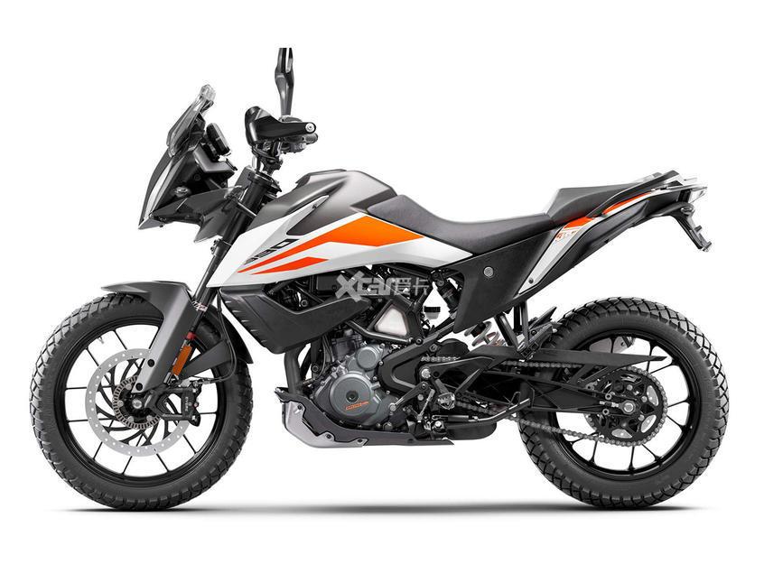 KTM 390 Adventure正式上市 售5.38万元-第3张图片-春风行摩托车之家