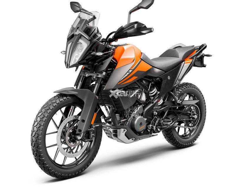 KTM 390 Adventure正式上市 售5.38万元-第2张图片-春风行摩托车之家