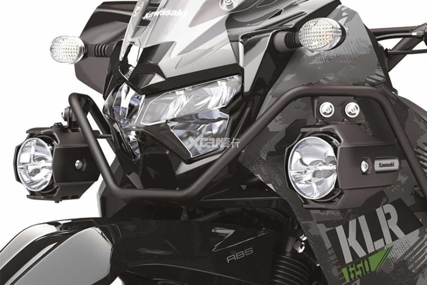 2022款川崎KLR650发布 起售价4.3万元-第4张图片-春风行摩托车之家