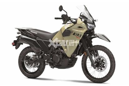 2022款川崎KLR650发布 起售价4.3万元-第3张图片-春风行摩托车之家