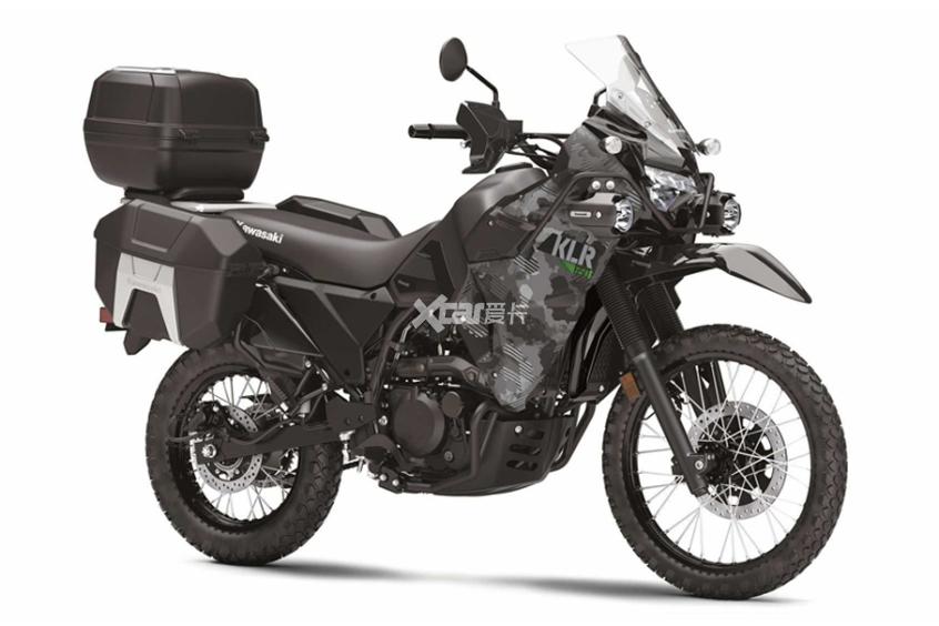 2022款川崎KLR650发布 起售价4.3万元-第1张图片-春风行摩托车之家
