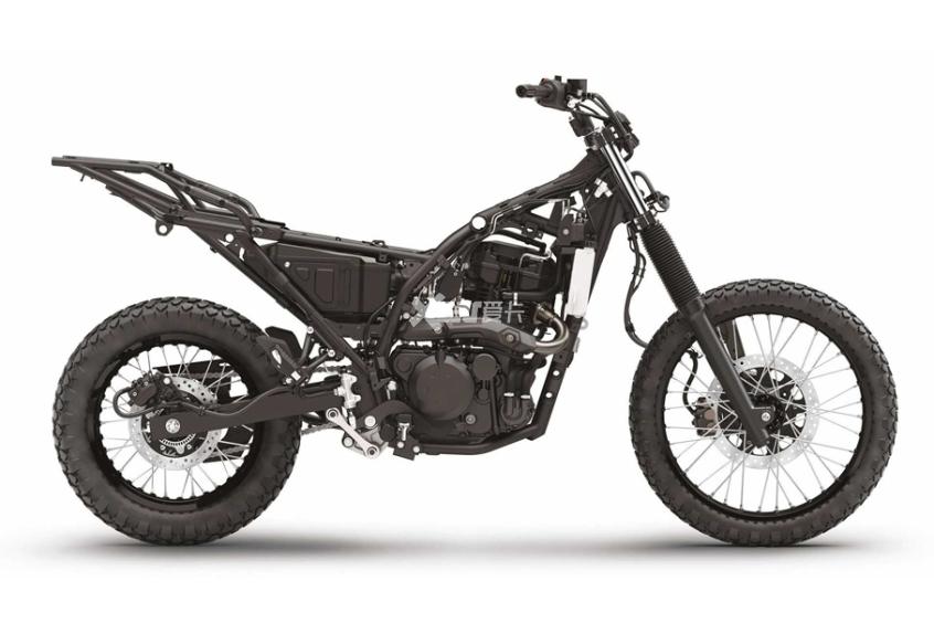 2022款川崎KLR650发布 起售价4.3万元-第5张图片-春风行摩托车之家