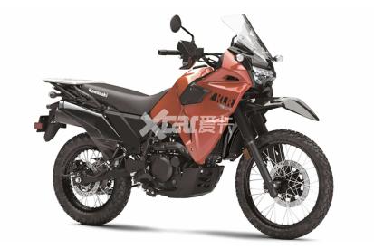 2022款川崎KLR650发布 起售价4.3万元-第2张图片-春风行摩托车之家
