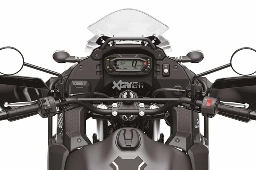 2022款川崎KLR650发布 起售价4.3万元-第7张图片-春风行摩托车之家