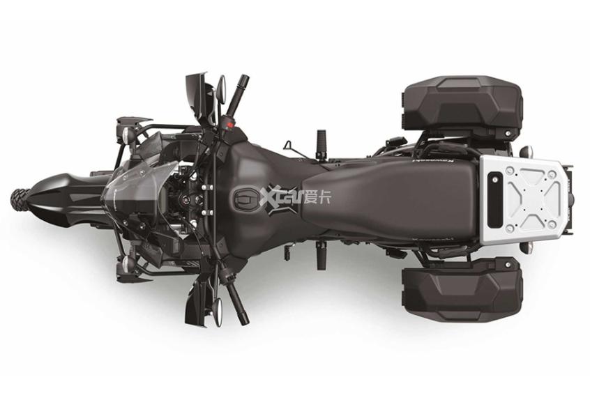 2022款川崎KLR650发布 起售价4.3万元-第15张图片-春风行摩托车之家