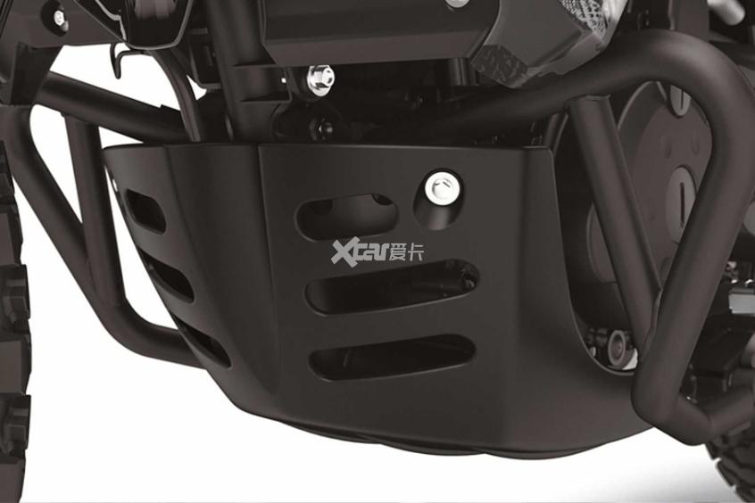 2022款川崎KLR650发布 起售价4.3万元-第11张图片-春风行摩托车之家