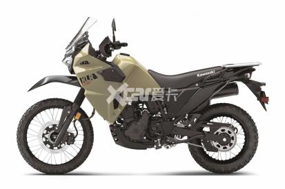 2022款川崎KLR650发布 起售价4.3万元-第16张图片-春风行摩托车之家