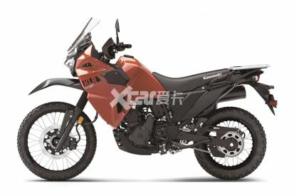 2022款川崎KLR650发布 起售价4.3万元-第17张图片-春风行摩托车之家