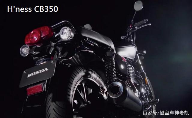 本田官宣新车预告,将于2月16日发布跨界运动复古风格的CB350-第2张图片-春风行摩托车之家