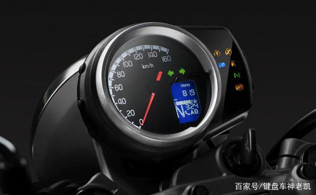 本田官宣新车预告,将于2月16日发布跨界运动复古风格的CB350-第5张图片-春风行摩托车之家