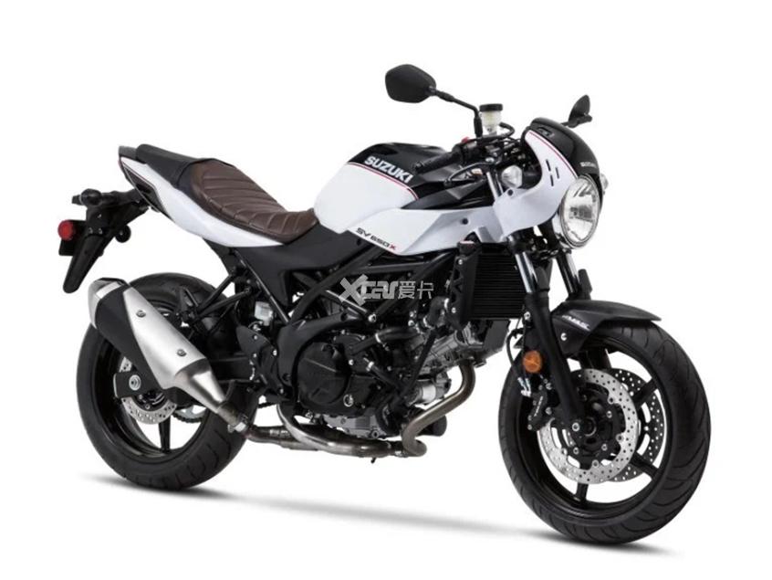 铃木V缸街车SV650/X上市 售价8.58万起-第2张图片-春风行摩托车之家