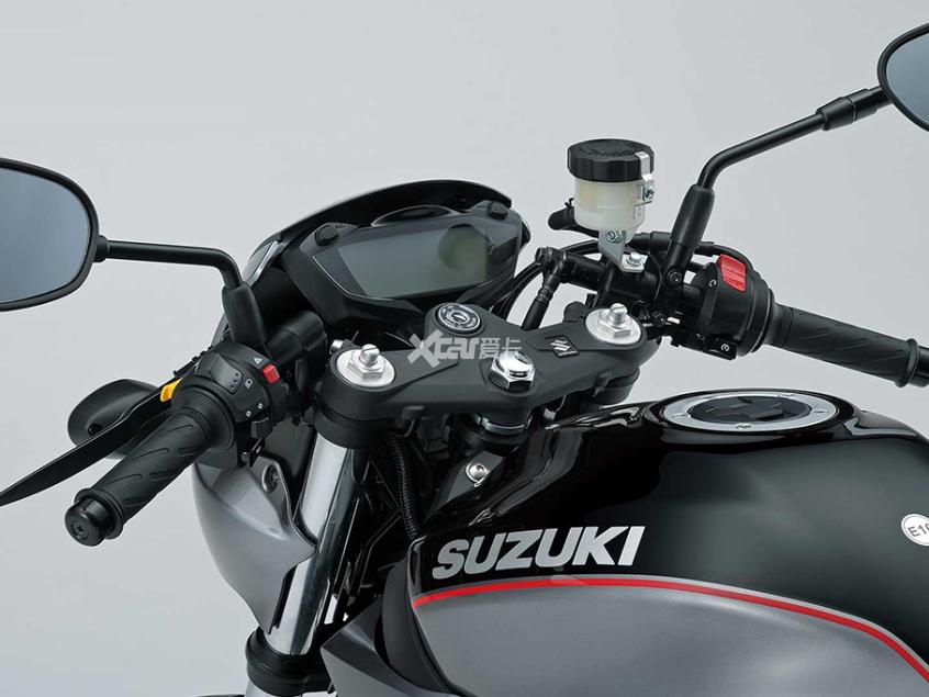 铃木V缸街车SV650/X上市 售价8.58万起-第5张图片-春风行摩托车之家
