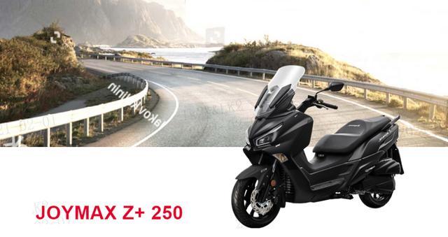 """三阳海外发布""""九妹""""250版,动力、配置差别不大,性价比更高-第1张图片-春风行摩托车之家"""